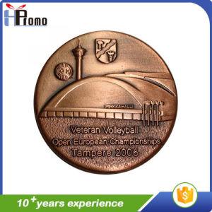 Cheap Antique Souvenir Gift Metal Craft Coins pictures & photos