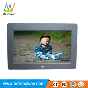 HD Video MP3 MP4 Photo Loop USB Picture Frame for Advertising 10.1 Inch (MW-1021DPF) pictures & photos