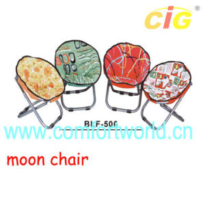 Canvas Folding Moon Chair (SGLP04308) pictures & photos
