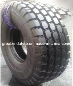 Hilo Brand, Crane Tire, Radial Fire Truck Tires (14.00r25 18.00r25) pictures & photos