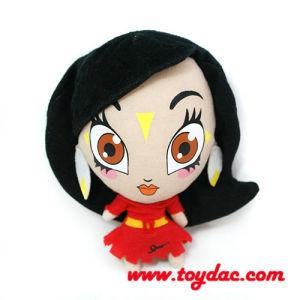 Dac Cartoon Princess Stuffed Doll pictures & photos