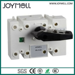 Dual Power 100A Manual Transfer Switch pictures & photos