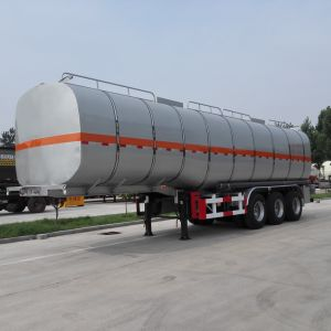 Aceite Comestible Oil Tank Semitrailer pictures & photos