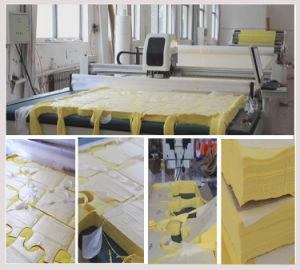 Tmcc-2025 2000*2500 CNC Fabric Cutting Machine Polyester Cotton Fabric Cutting Machine pictures & photos