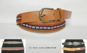 Fashion Ladies Belt (FL-0414)