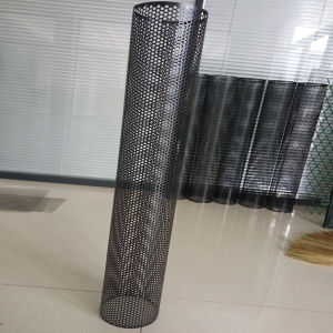 Perforated Metal Mesh Filter Tubes pictures & photos