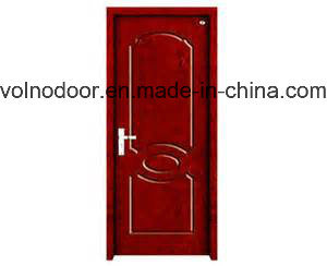 Volno No. 61 Solid Wooden Fire Door with Bm Trada Certified pictures & photos