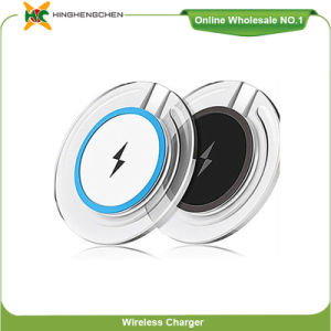 Q10 Portable USB Phone Wireless Charger for Xiaomi Smartphone pictures & photos