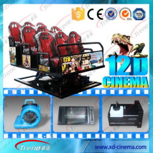 Zhuoyuan Wholesale Commercial 7D Cinema Theater Equipment for Sale pictures & photos