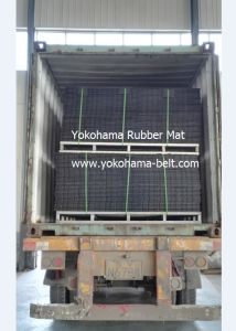 High Quality Yokohama Rubber Cow Mat pictures & photos