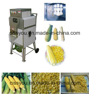 Fresh Sweet Corn Maize Sheller Husker Thresher Machine pictures & photos