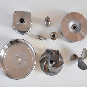 Precision OEM CNC Machining Parts, Colored Anodized pictures & photos