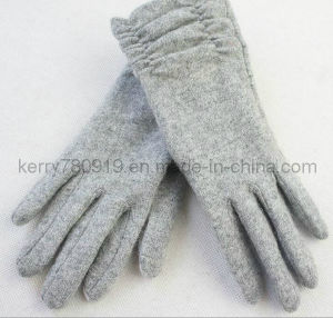 Fashional Popular Women′s Wool Gloves (DH-LH7317) pictures & photos