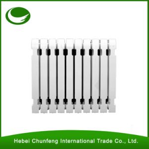 White Plastic Paint Cast Iron Radiators with Carton Box and Fittings for Russia Market