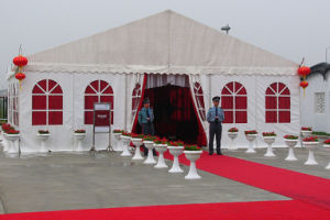 500 People Wedding Marquee Tent Made-in-China Best Seller Tent in Nigeria pictures & photos