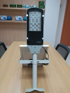 Environmental Friendly 12W LED Solar Street Light with Ce Certification (HF112) pictures & photos
