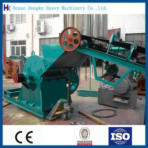 Hot Sale Mobile Sawdust Crusher for Wood pictures & photos