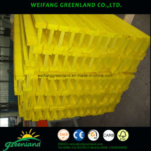 Pine Wood Yellow Colour H20 Beam pictures & photos