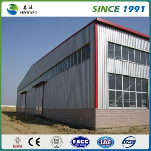 Color Steel Sheet Steel Structure Warehouse From 27 Year Factory pictures & photos