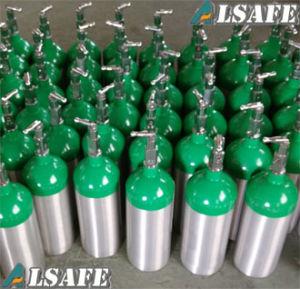 2.9L Aluminium Oxygen Gas Tank Portable pictures & photos