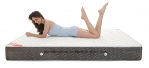 High Quality Pocket Coil Spring Hotel Bed Mattress pictures & photos
