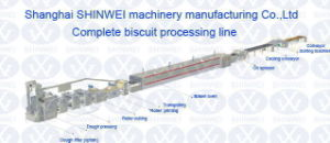Shinwei Automatic Biscuit Machine (225~1000) pictures & photos