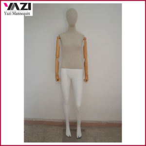 0933 Linen Covered Women Mannequins From Yazi Manufacturer pictures & photos