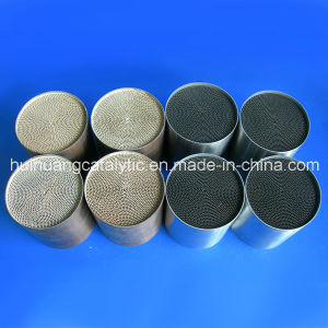 600cpsi Metallic Honeycomb Catalyst Substrate for Converter pictures & photos