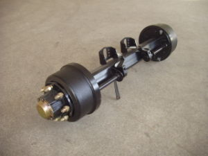 Semi-Trailer Axle Hino Zm Type Thailand Market Sounth East Market 13t Axle pictures & photos