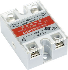 Solid State Relay / SSR (HHG2-1/032F-22 10-80A; HHG2-1/032F-38 10-80A) pictures & photos