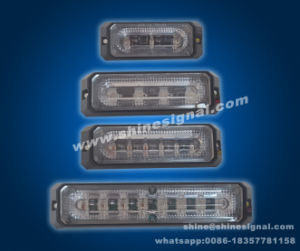 S75 LED Marker Grille Waring Auto Tail Side Head Light pictures & photos