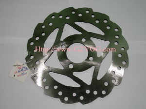 Yog Motorcycle Spare Parts Disc Brake Plate System off Road pictures & photos