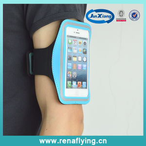 Wholesale TPU Cell Phone Sport Armband Case for iPhone 5 pictures & photos