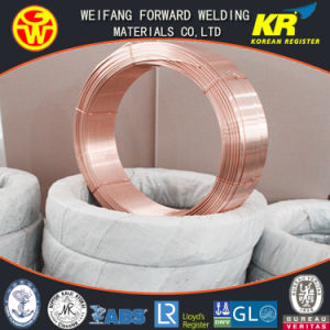 H08A EL12 Em12 Eh14 Welding Submerged Arc Welding Wire with Stable Arc pictures & photos