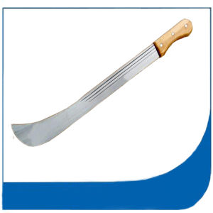 Steel Sugarcane Knife with Wood Handle pictures & photos