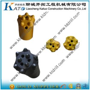 7&8 Buttons Tapered Rock Button Drill Bit pictures & photos
