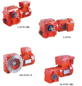 Sew S Series Gearbox