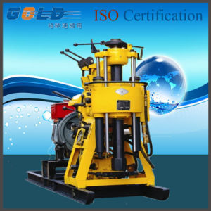 High Efficiency Rotary Water Well Drilling Rig Core Drilling Machine pictures & photos