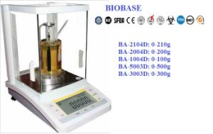 Biobase Ba-D Series Electronic Density Balance with 0-500g pictures & photos