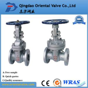 "API 6A FM 2"" Inch 3 Inch Flange Wcb Stainless Steel Industrial Gate Valve with Prices High Price pictures & photos"