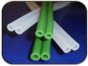 Food Grade Silicone Rubber Milk Twin Tube pictures & photos