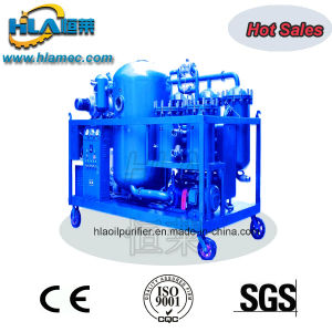 Vacuum on Line Automatically Adjust Waste Lubricanting Oil Purifier pictures & photos