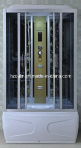 Complete Luxury Steam Shower House Box Cubicle Cabin (AC-57-150) pictures & photos