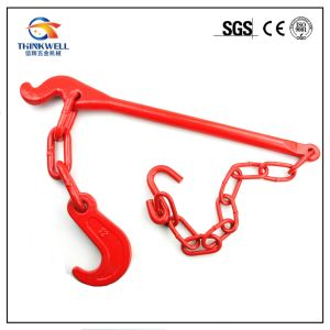 Forged Handle Lashing Chain Tension Lever with C Hook pictures & photos