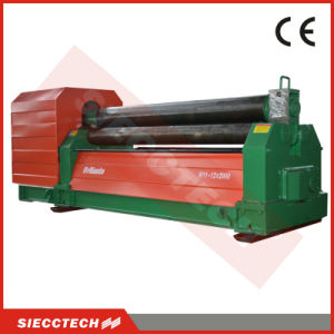 W11 Series Mechanical Plate Bending Roll Machine pictures & photos