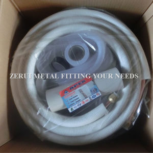 Insulated Pair Coils Copper Tube with Accessories pictures & photos