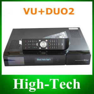 DVB-S2 Satellite Receiver, DVB Vu Plus Duo2