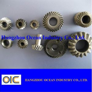 CNC Steel Bevel Pinion Gear pictures & photos