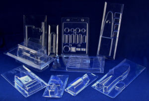 Clear Plastic Electronics Packaging (HL-2-6) pictures & photos