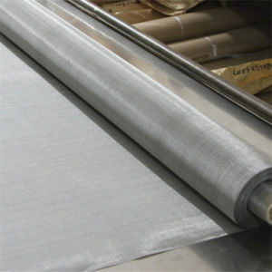316L, 200 Mesh, 0.05 mm Wire, Stainless Steel Wire Mesh pictures & photos
